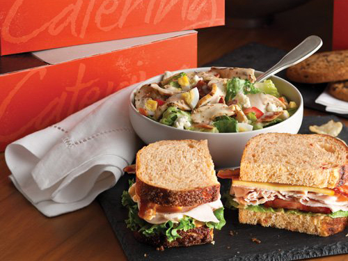 Panera Bread Bakery & Cafe