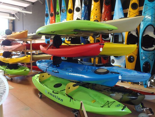 Headwaters Kayak
