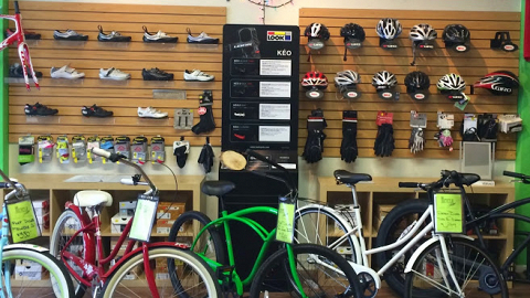 Lodi Bicycle Shop