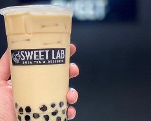 Sweet Lab Boba Tea & Desserts