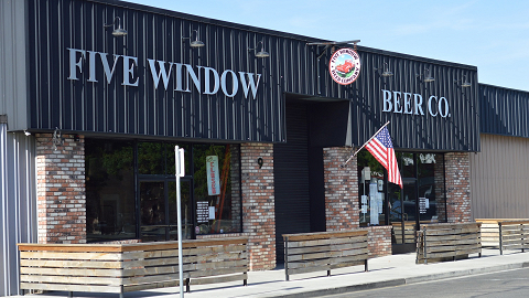 Five Window Beer Company