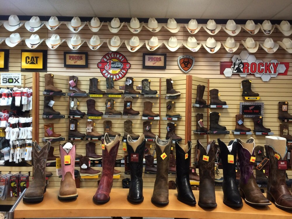 Joe Hassan's Clothing and Western Wear